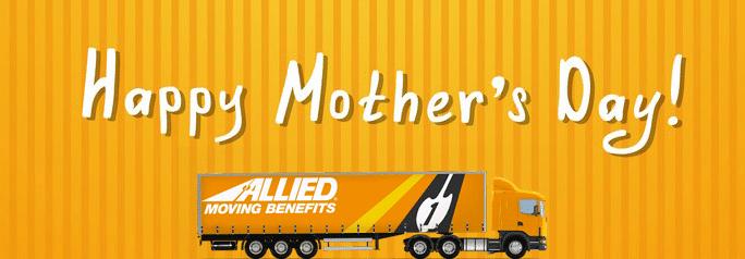 Happy Mother's Day from Santa Barbara Moving Company