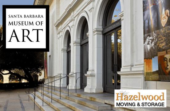 Santa Barbara Moving and Storage Company Relocates Museum of Art