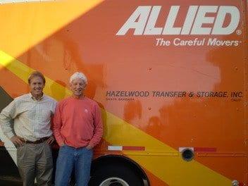 Full Service Santa Barbara Moving and Storage Company Cares