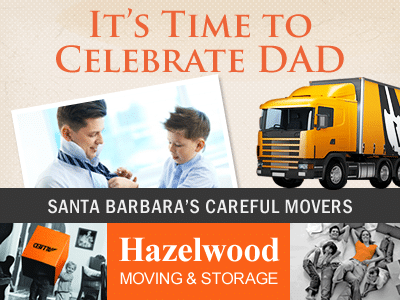 Happy Fathers Day From Santa Barbara Moving and Storage
