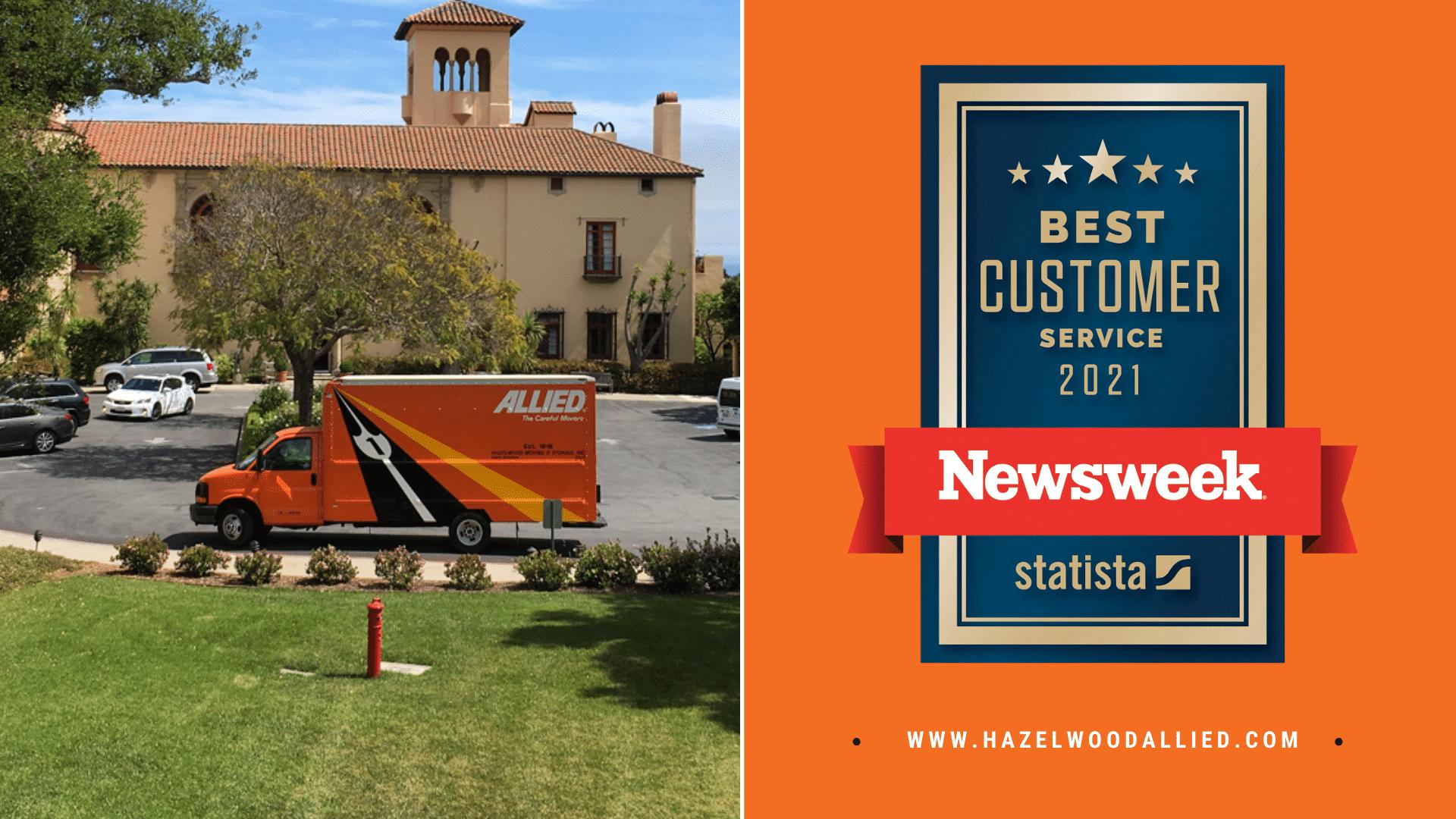 Santa Barbara Movers Voted Best Customer Service