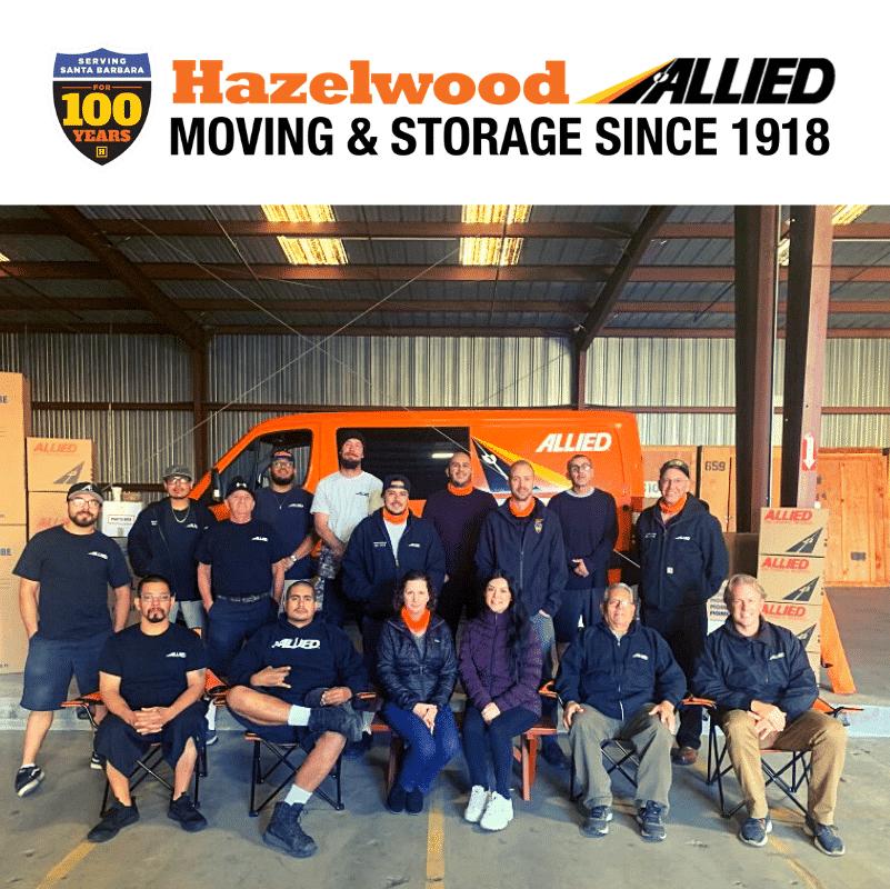 Santa Barbara Moving Company Staff