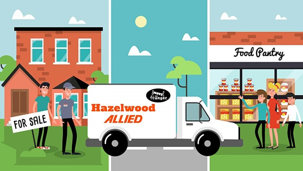 hazelwood allied provides the following services